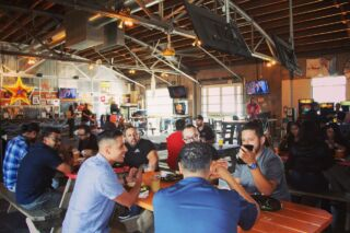 Shout out to our agents and partners who joined us for our Battles & Brews Team Building Summit! 🍻  Started at the 8th Wonder Brewery, walked and toured @trueanomalybrewing, and then ended the day with some battles on the sticks at @cidercade_houston 🕹 It was a great time! More pics and videos to come!